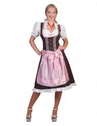 Bayerisches Dirndl-Kostüm für Damen