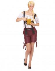 Wunderschönes Tiroler-Kostüm für Damen