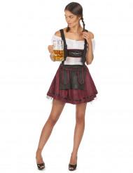 Sexy Bayerin-Kostüm für Damen