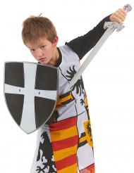 Ritter-Kostüm Kit mit Accessoires für Kinder