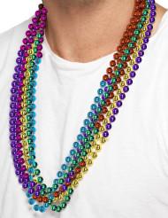6 Bunte Halsketten