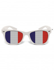 Frankreich Fan Brille