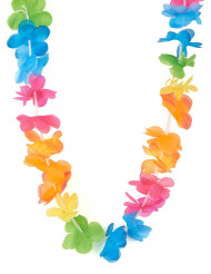 Bunte Hawaii Halskette