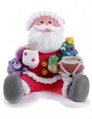 Essbarer Weihnachtsmann