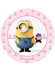 Tortenaufleger Cupcake Minions™