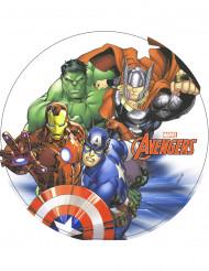 Avengers Dekorationsscheibe 20 cm