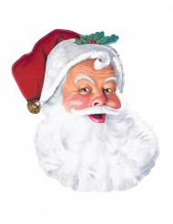 Weihnachtsmann Wanddekoration