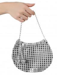 Pailletten-Handtasche Disco