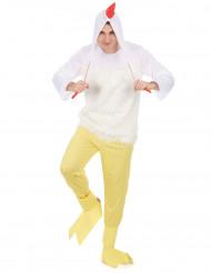 Hahnen Kostüm für Erwachsene