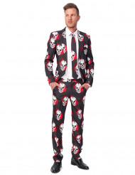 Suitmeister™ blutige Totenköpfe Anzug