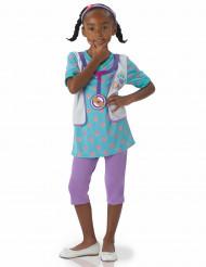 Doc McSttuffins™-Tierärztin Kostüm für Kinder bunt