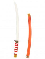 Roter Ninja-Säbel für Kinder