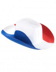 Frankreich Fan Cowboy-Hut