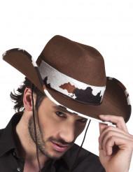 Wester-Cowboy Hut für Erwachsene