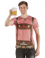 Bayerisches Hemd für Männer