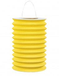 Gelber Papier Lampion