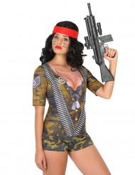 Soldaten T-Shirt für Damen