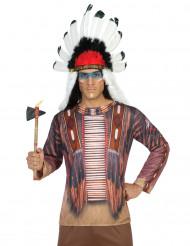 Indianer T-Shirt für Herren