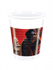 8 Plastikbecher Star Wars VII™