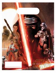 6 Geschenktüten Star Wars VII™