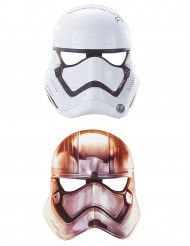 6 Star Wars VII™ Masken