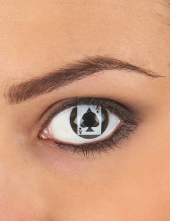 Kontaktlinsen Spielkarte