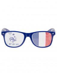 Frankreich Fan Brille FFF™