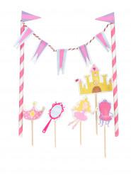 Kuchen-Dekoration - Prinzessin