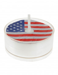 4 USA Kerzen