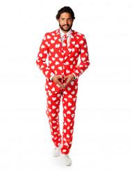 Kostüm des Mister Valentinstag für Männer von der Marke OppoSuits