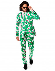 Opposuits™ Herrenanzug Mr. Poker