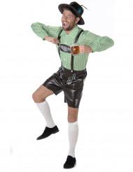 Bayerisches Lederhosen Kostüm für Erwachsene
