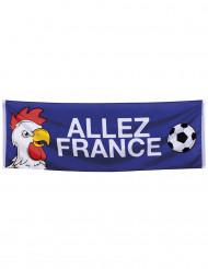 """Banner """"Allez France"""""""