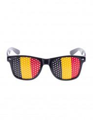 Belgische Fan-Brille