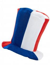 Frankreich Fan-Hut mit Sound Effekt