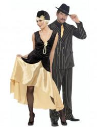 20er Jahre Charleston Kostüm für Paare