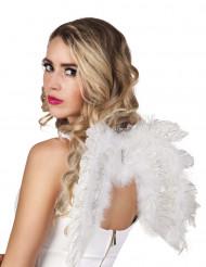 Weiße Engel-Flügel