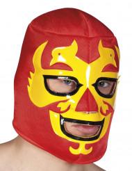Rote Wrestling Maske