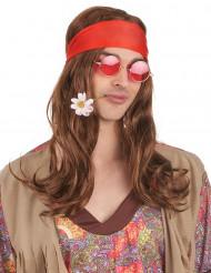 Hippie-Perücke