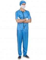 Chirurgen Kostüm für Erwachsene