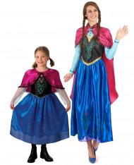 Kostüm-Set Die Eiskönigin™ für Mutter und Tochter