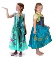 Kostüm-Set für Mädchen Die Eiskönigin Party-Fieber™