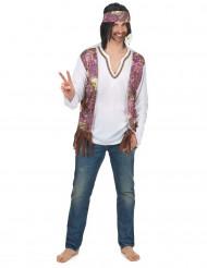 Lässiges Hippie-Kostüm