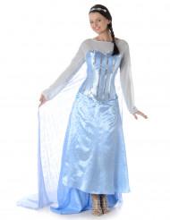 Schneekönigin Kostüm für Damen