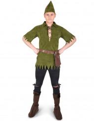 Herrenkostüm Robin Hood grün