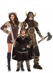 Hochwertiges Wikinger Kostüm-Set