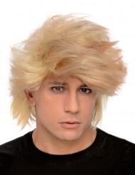 Blonde Perücke für Herren