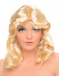 Glamouröse Perücke der 70er Jahre für Damen