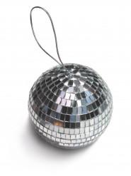 Silberne Disco-Kugel
