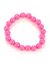 Perlenarmband rosa